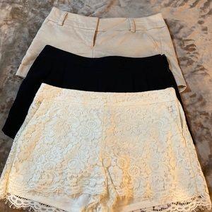 Women's Express Dress Shorts Bundle